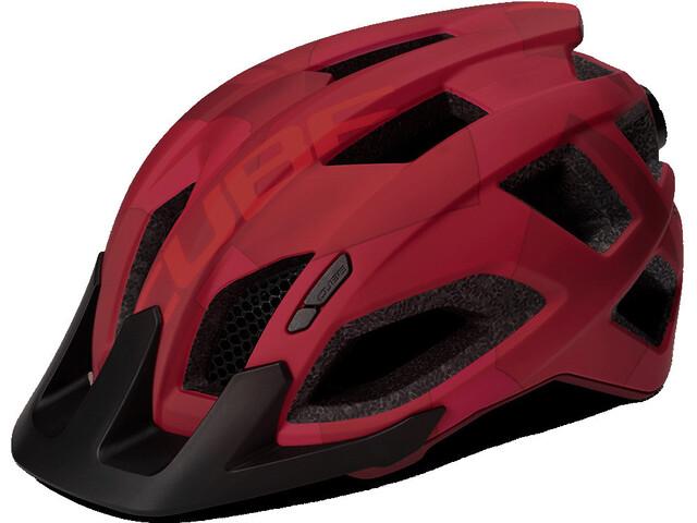 Cube Pathos Helmet red